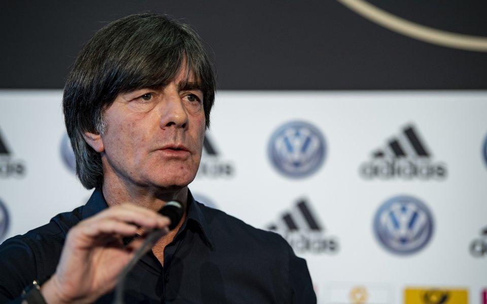 Льов повика трима дебютанти в националния отбор на Германия