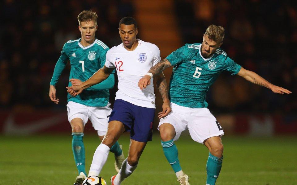 Английски национал вече ще играе за Германия