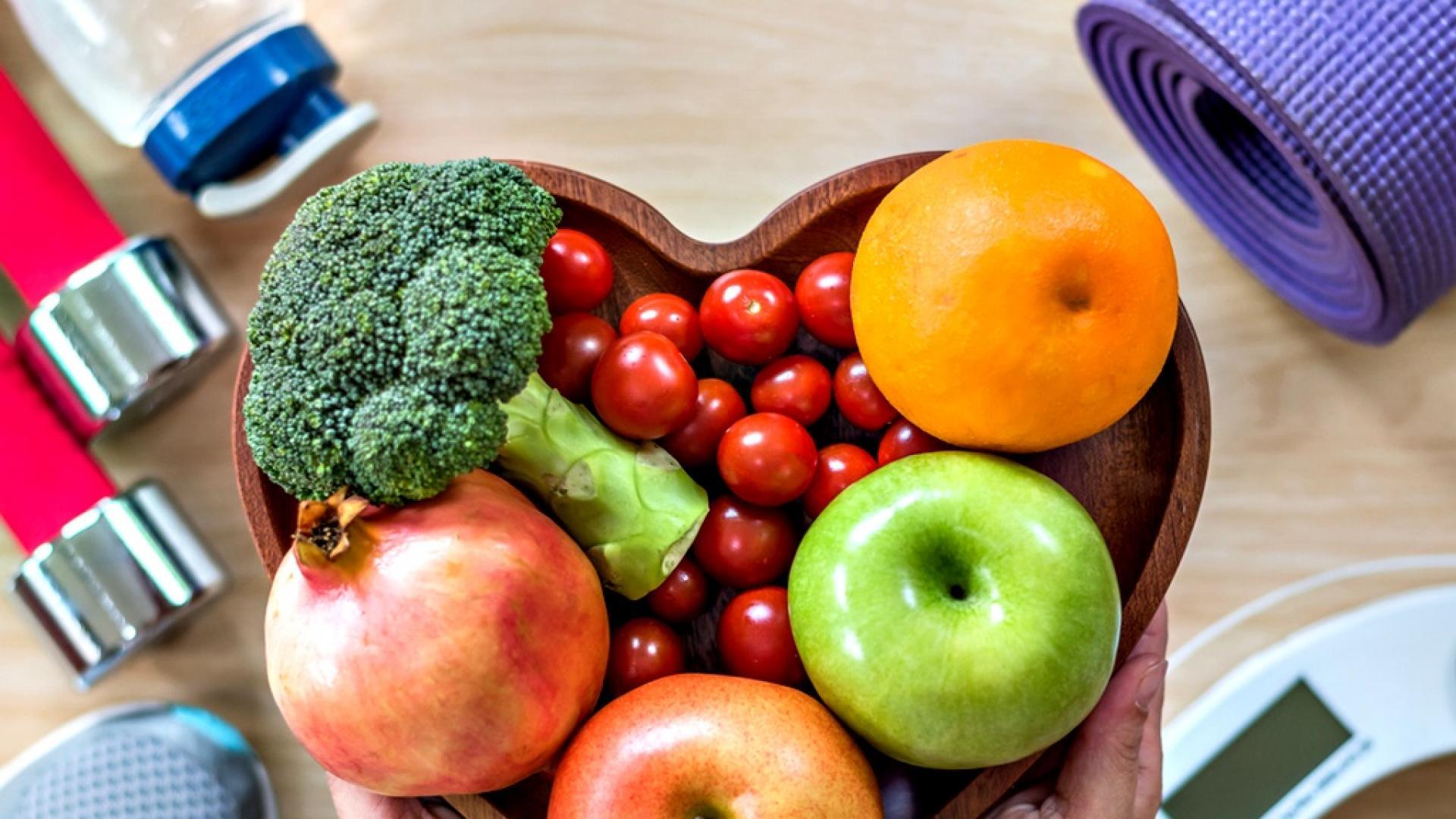 Спортът ни кара да се храним по-здравослвовно