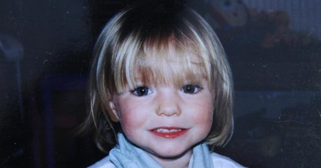 Свят Нов заподозрян за изчезването на малката Мади Маккан Малката