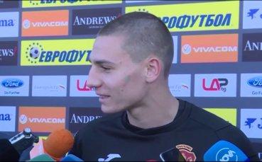 Антов: Винаги искаш да спечелиш в дербито