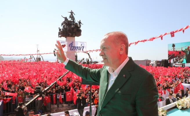Ердоган обеща да връща