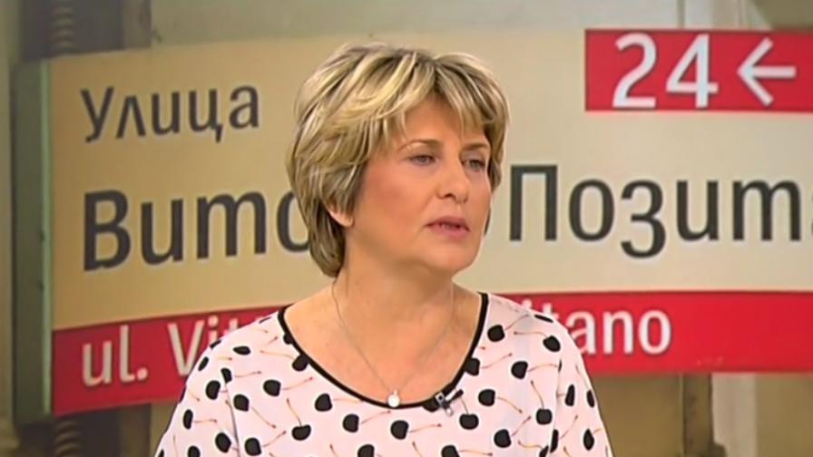 <p>Защо БСП избра Йончева вместо Станишев</p>