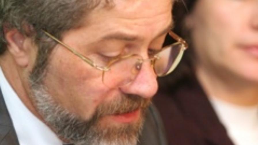 Почина доц. д-р Игор Дамянов