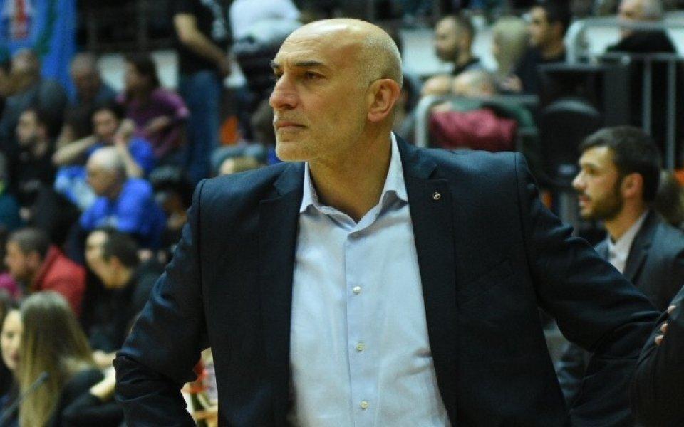 Любо Минчев: Сега идва важната част в Балканската лига