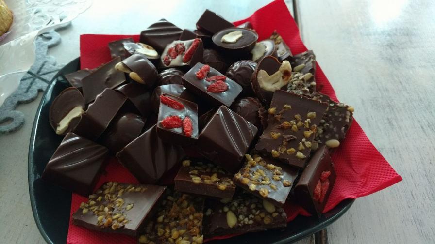 шоколад какао Бенямин Вдъхновените