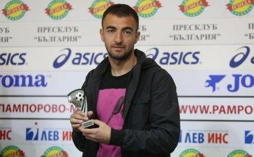 Даниел Младенов: Щастлив съм, дано да продължавам все така