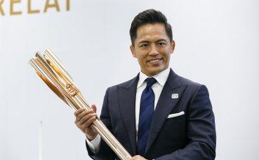 Представиха факлата за олимпийския огън за Игрите през 2020-а