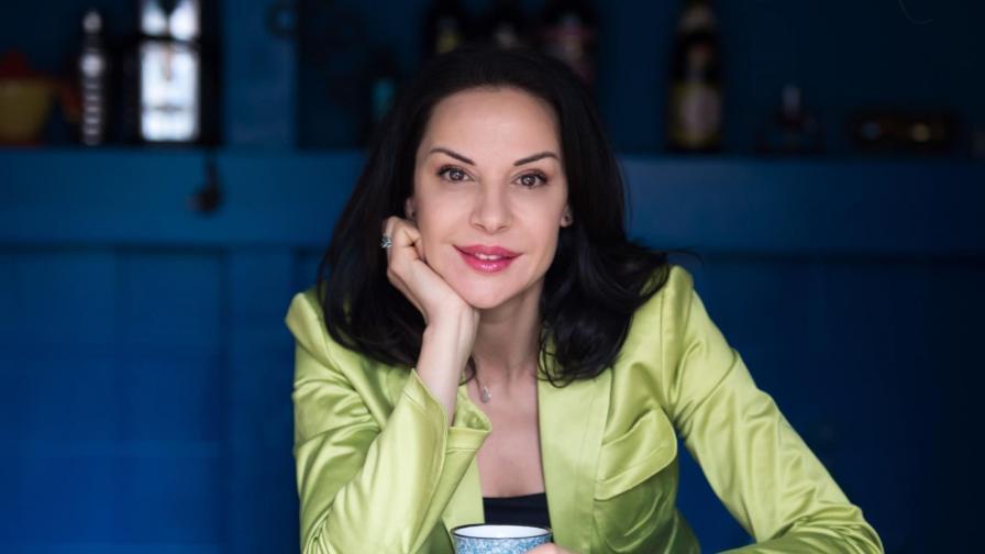 <p><strong>Гергана Стоянова: </strong>Ролята на Поли е голяма победа</p>