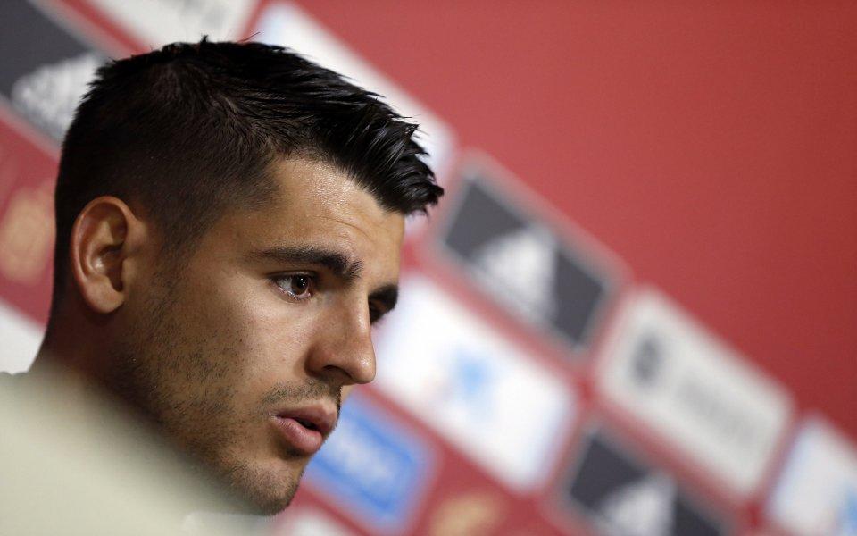 Атлетико загуби Мората заради травма в коляното
