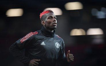 Манчестър Юнайтед няма намерение да продава Погба