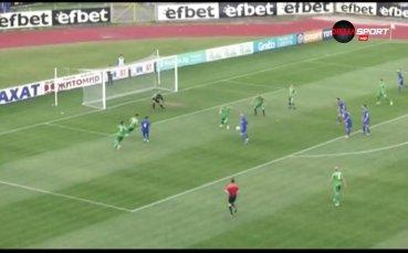 Обзор на Втора лига - 21-ви кръг /първа част/