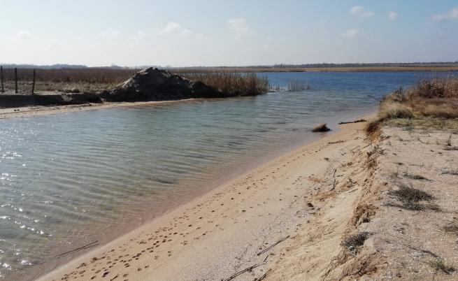 Защо източиха част от водите на езеро Шабла