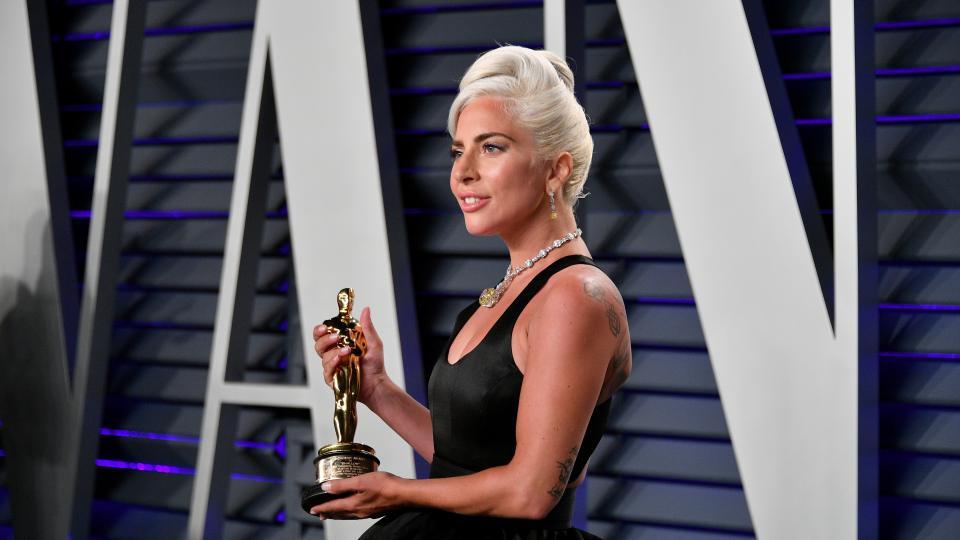 Тайната на Лейди Гага за стройна фигура