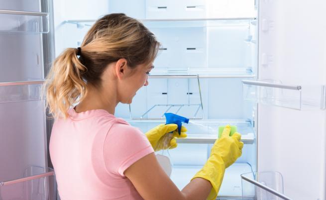Как да премахнем бактериите от хладилника