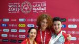 <p>19 медала за България от игрите Спешъл олимпикс</p>