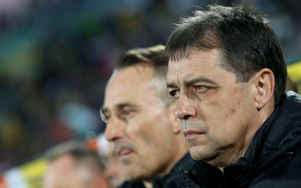 Боби Михайлов: Хубчев има предложение от клуб, сам си тръгна