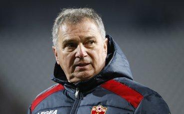 Треньорът на Черна гора не вижда слабости при англичаните