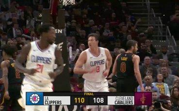 Най-интересното от НБА от изминалата нощ