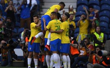 Бразилия не успя да пречупи Панама