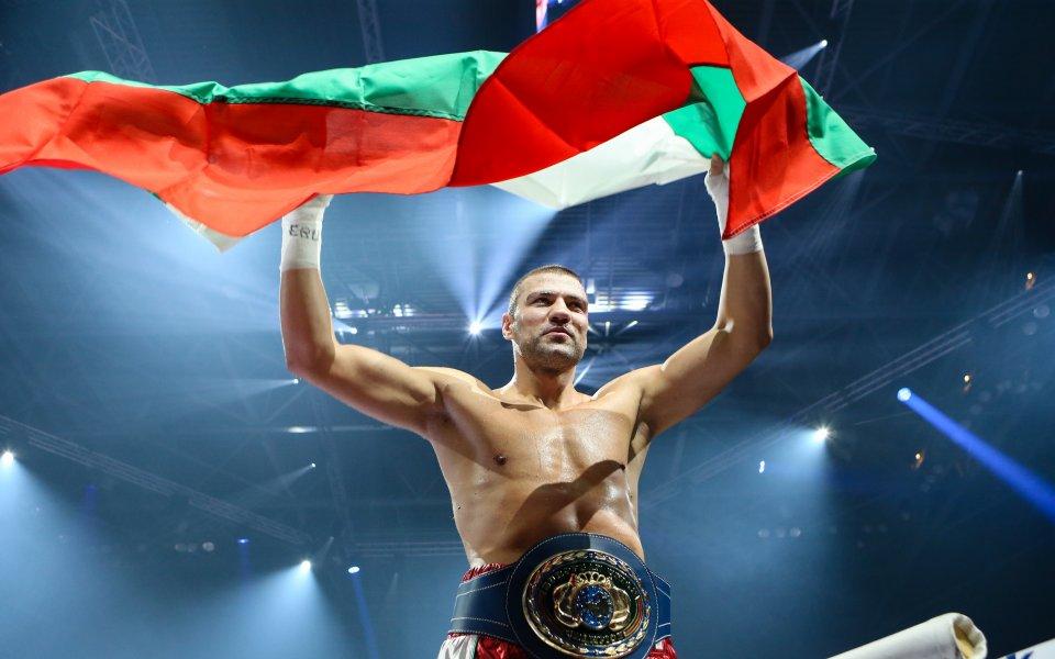 Тервел Пулев излиза на ринга до седмица