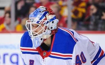 Отличен мач за Георгиев при победа на Рейнджърс в НХЛ
