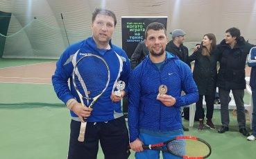 Валентин Бонев спечели София Тех Парк ИТЛ 250