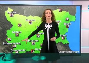 Прогноза за времето (24.03.2019 - централна емисия)