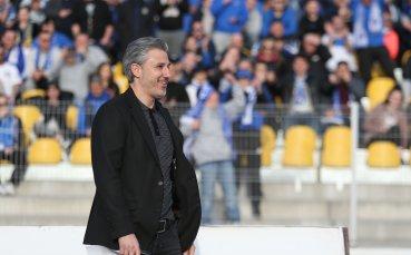 Павел Колев: Абсолютна спекулация, Дерменджиев е треньор на Левски