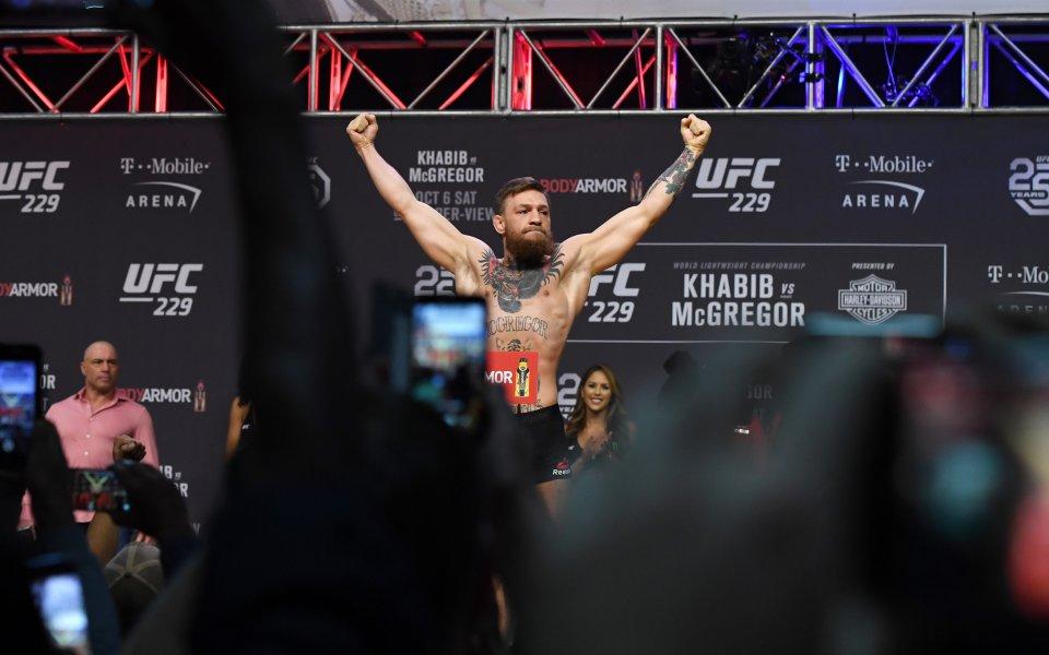Макгрегър обяви дата за дългоочакваното завръщане в UFC