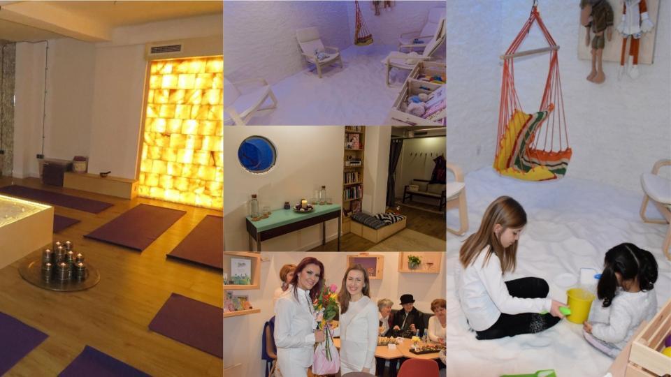 Светла Иванова създаде уютно място за солни инхалации, йога практики и арт събития