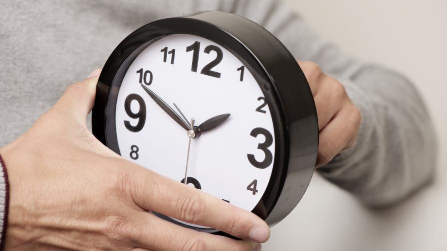 <p>ЕП гласува край на смяната на часовото време</p>
