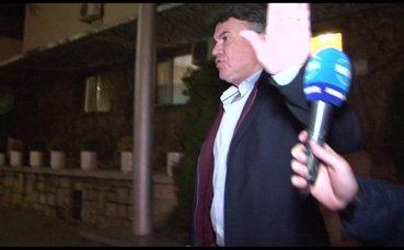 Боби Михайлов отказа да коментира бъдещето на Хубчев