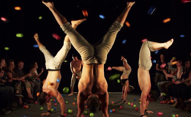 Срещу законите на физиката – акробатично шоу без аналог идва в България