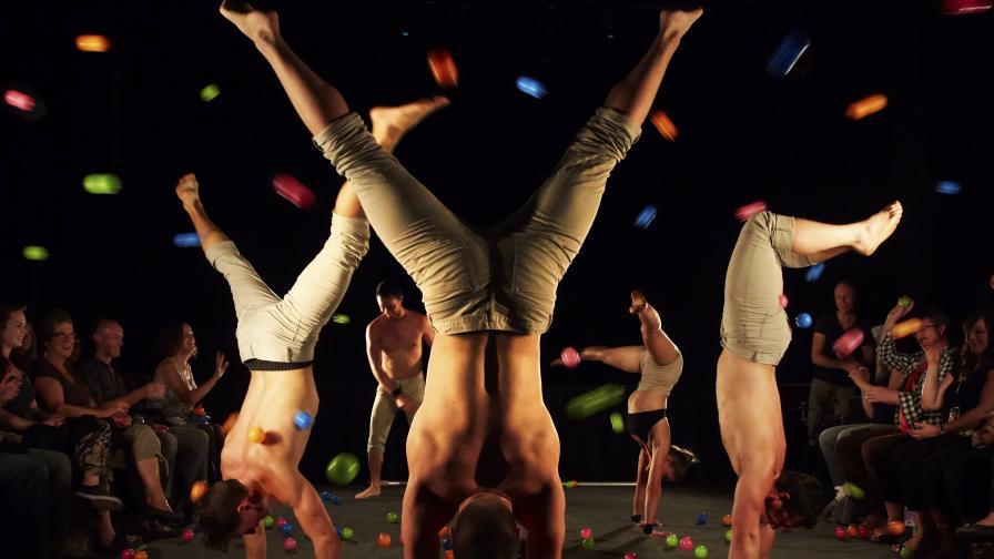 <p><strong>Срещу законите на физиката</strong> – акробатично шоу без аналог идва в България</p>
