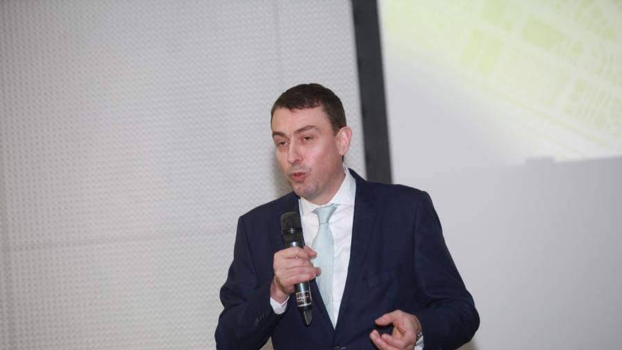 Здравко Здравков, главен архитект на София