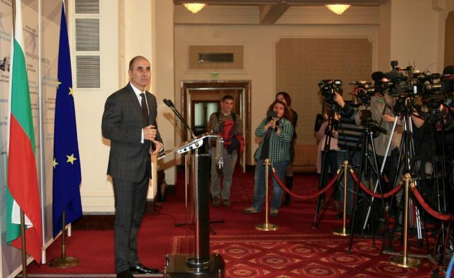 Цветанов обяви: Напускам парламента