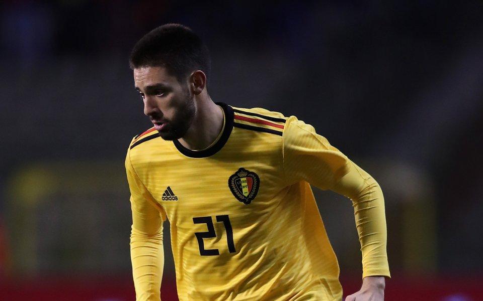 Футболистът на Атлетико Мадрид, Яник Ферейра-Караско, все още се надява,