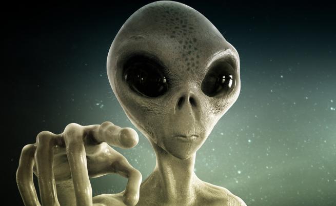 Човечеството – част от зоопарка на извънземните