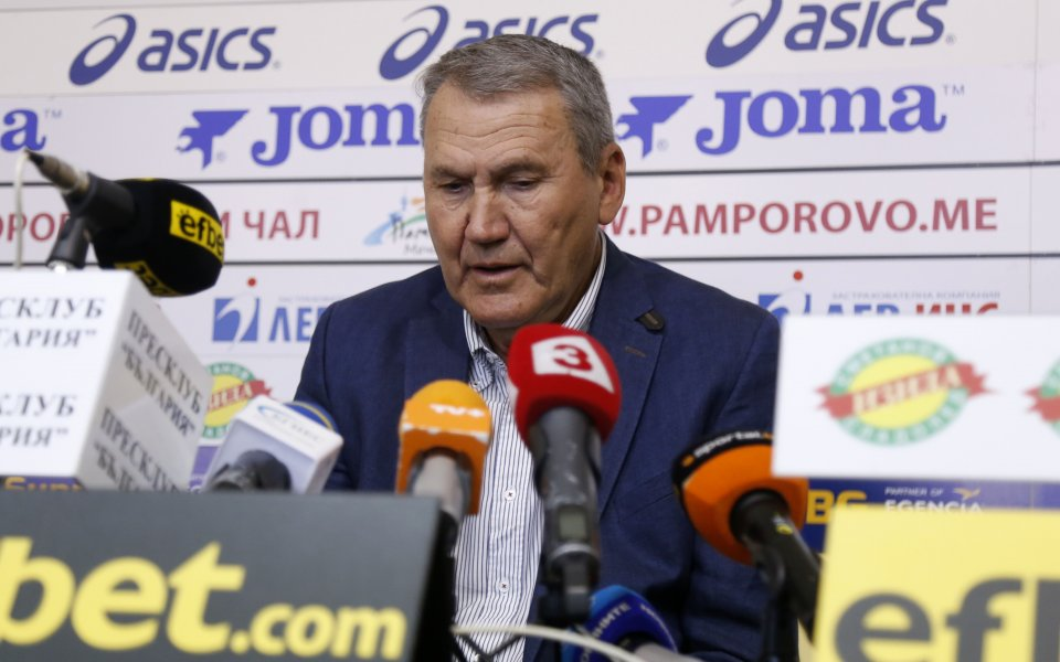 Голомеев за Залата на славата: Това е признание за две поколения български баскетболисти