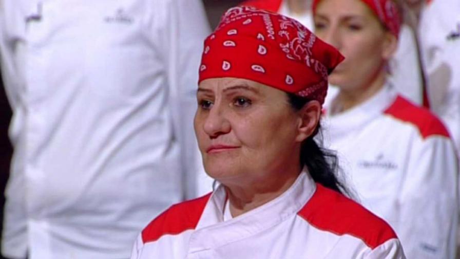 <p><strong>Лариса:</strong> Мечтаех <strong>шеф Ангелов да ме похвали</strong> поне веднъж</p>