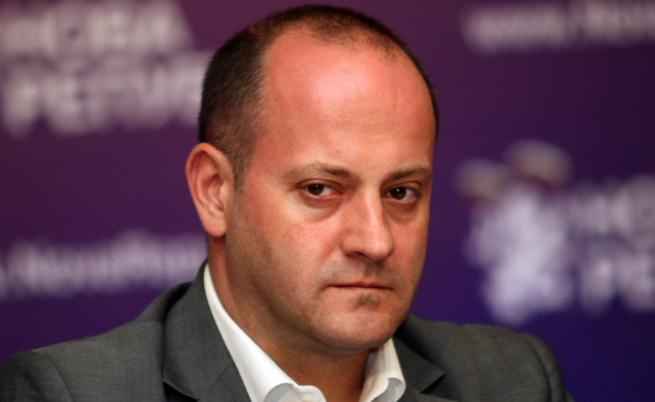 Радан Кънев – водач на листата на Демократична България