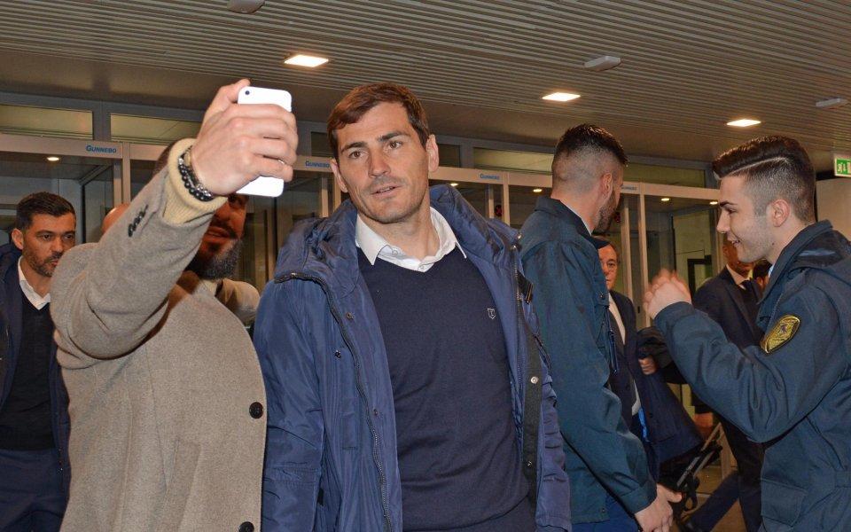 Играчите на Порто ще направят посещение в болницата, в която