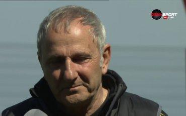 Никола Спасов: Важни 3 точки, срещу Дунав ще ни е трудно