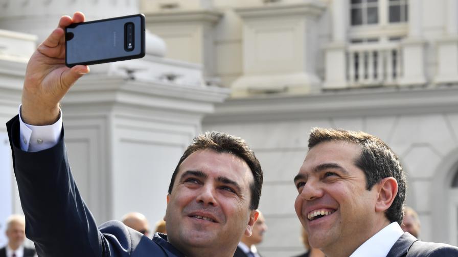 <p><strong>Гърция</strong> ще пази <strong>Северна Македония </strong>по въздух&nbsp;&nbsp;</p>
