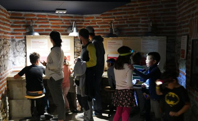 Нощ в Музейко: Парти с космическа мисия за една нощ