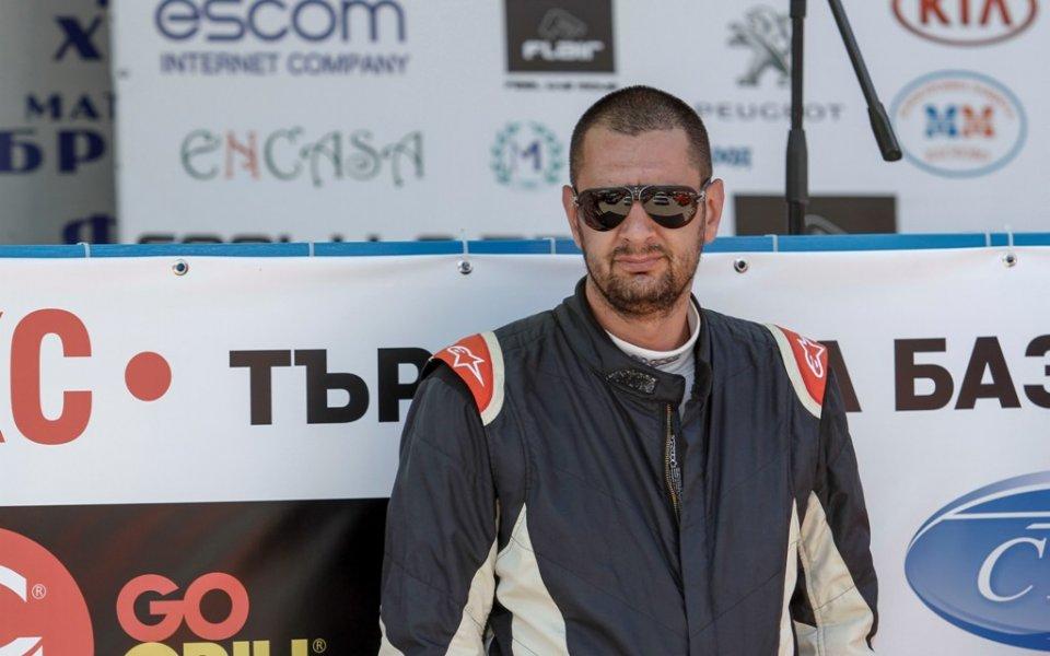 Пламен Камбуров си осигури титлата на планинско изкачване за 2019 г.