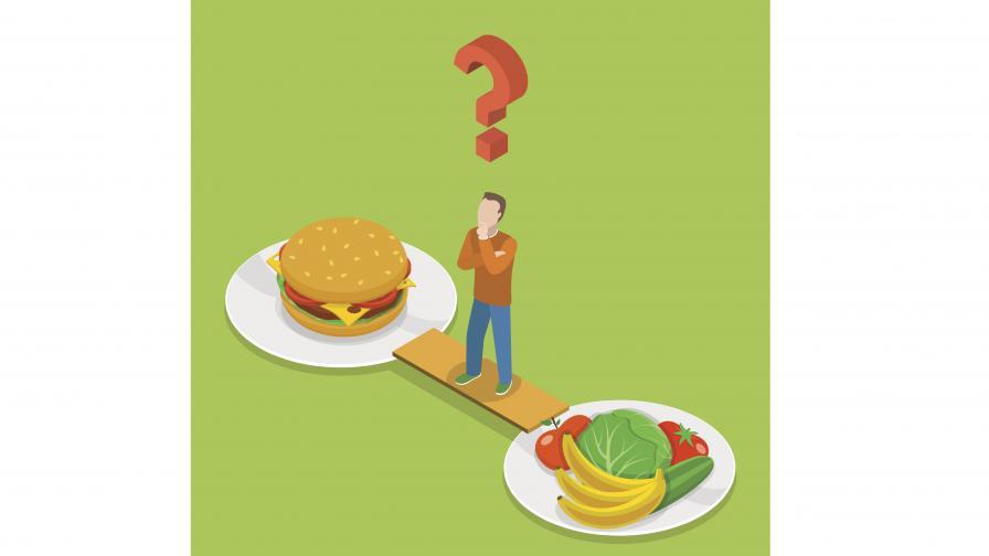 <p>Мащабно проучване: Това, което <strong>НЕ ядем</strong>, ни убива</p>