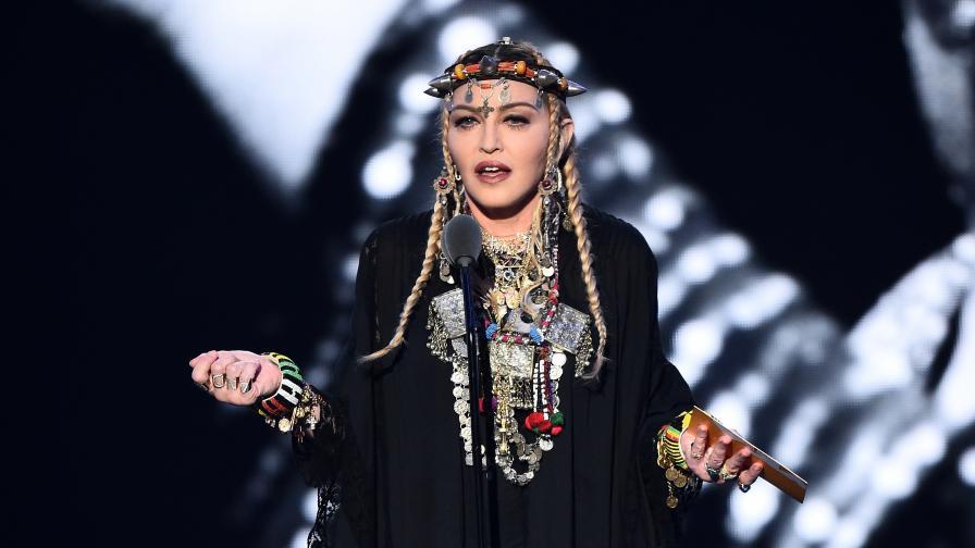 <p>Мадона ще пее на <strong>&bdquo;Евровизия&rdquo; </strong>срещу <strong>сериозен хонорар&nbsp;</strong></p>