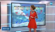 Прогноза за времето (06.04.2019 - обедна емисия)